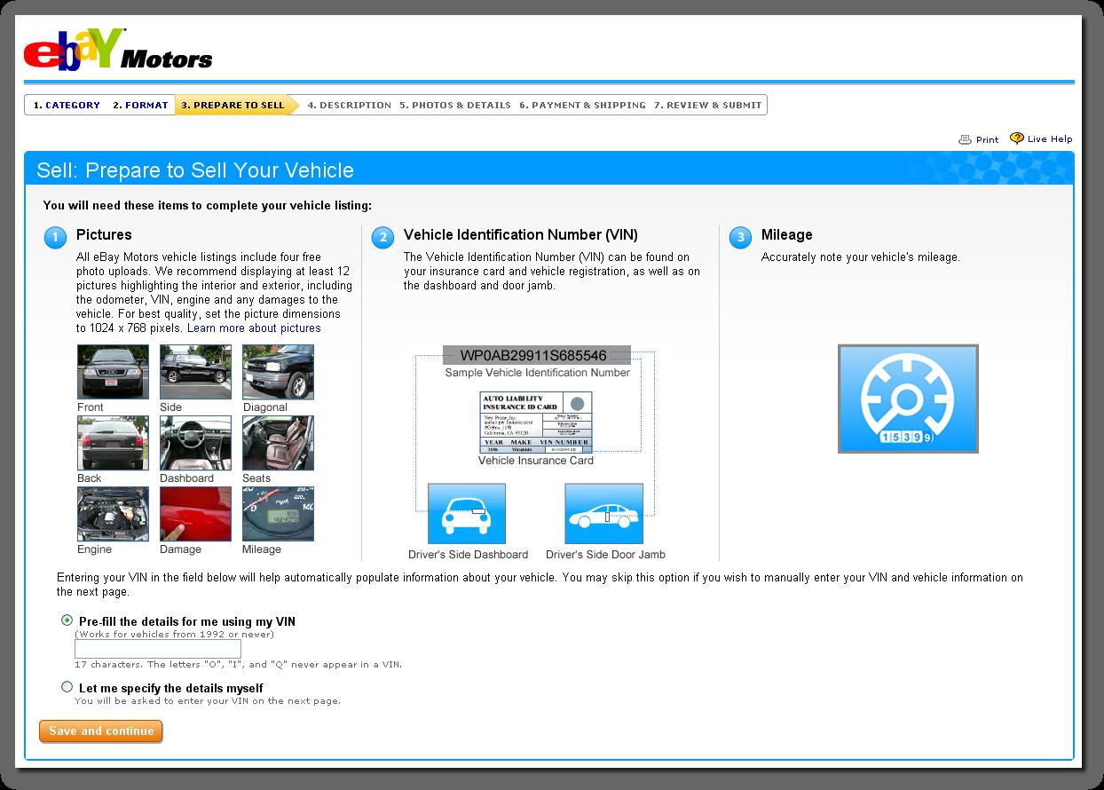 Selling On Ebay Motors Autos Post